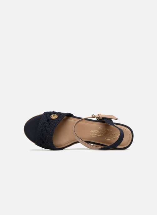 Espadrilles Tom Tailor Aly Blauw links