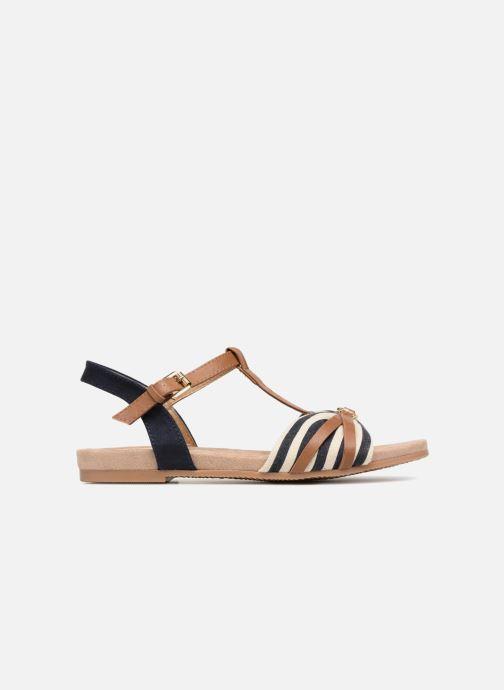 Sandales et nu-pieds Tom Tailor Joana Bleu vue derrière