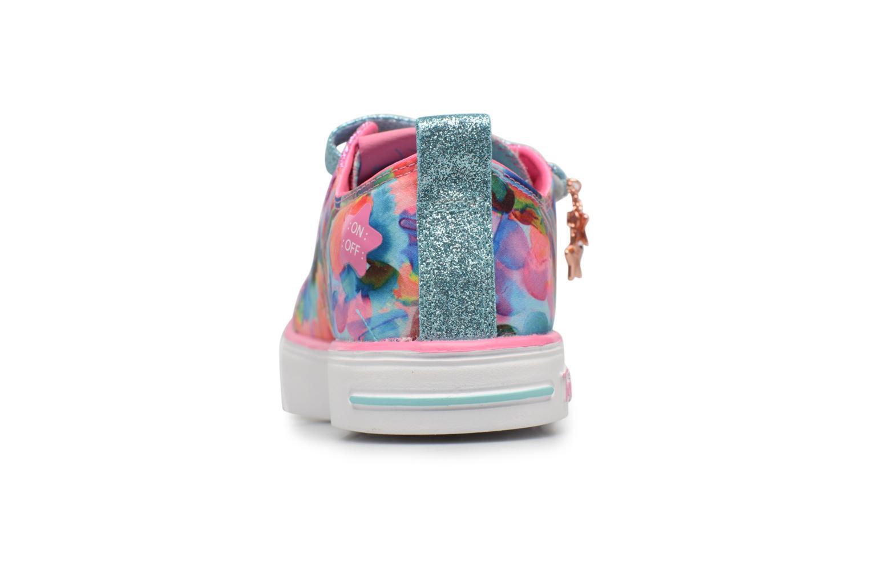 Sneakers Skechers Twinkle Breeze 2.0 Triple Ups Multicolor rechts