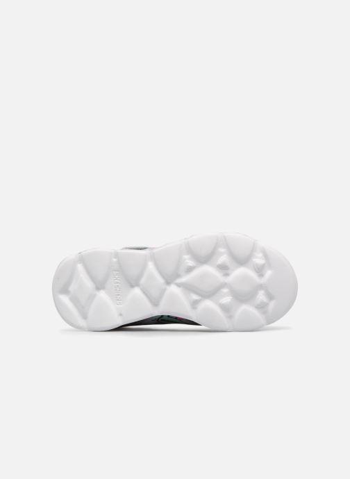 Sportschoenen Skechers Lumi-Luxe Zilver boven