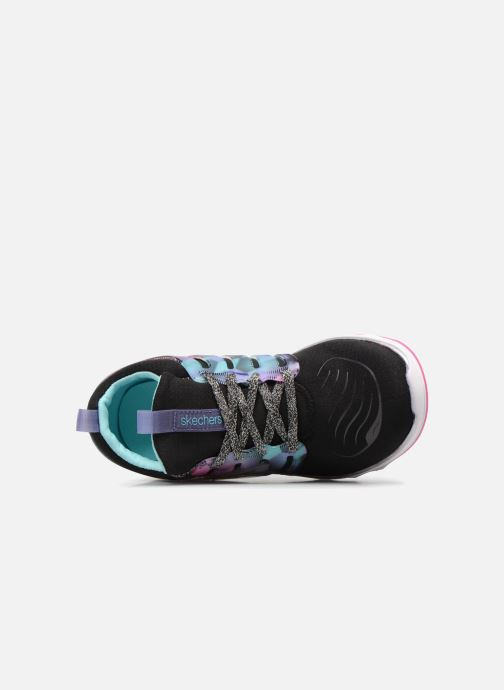 Sportschoenen Skechers Diamond Runner Zwart links