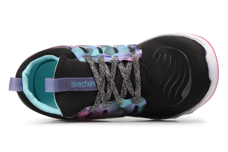 Chaussures de sport Skechers Diamond Runner Noir vue gauche