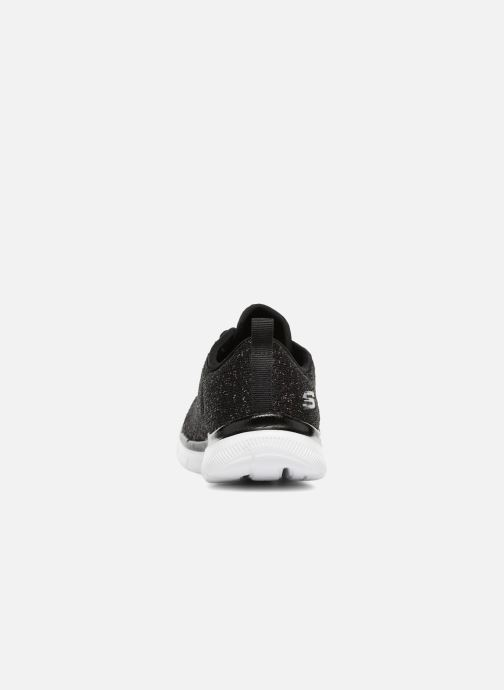 Chaussures de sport Skechers Skech Appeal 2.0 Bold Move Noir vue droite