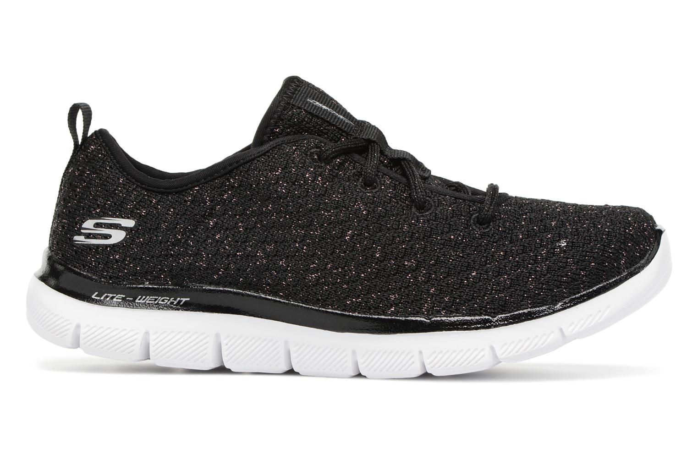 Chaussures de sport Skechers Skech Appeal 2.0 Bold Move Noir vue derrière