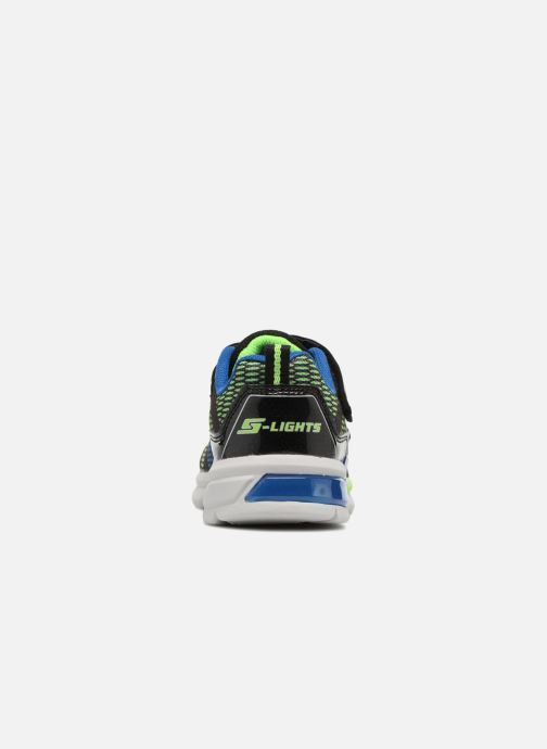 Sneakers Skechers Erupters II Lava Waves Nero immagine destra