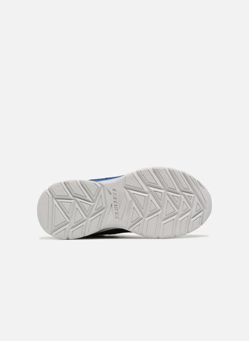 Sneakers Skechers Erupters II Lava Waves Nero immagine dall'alto