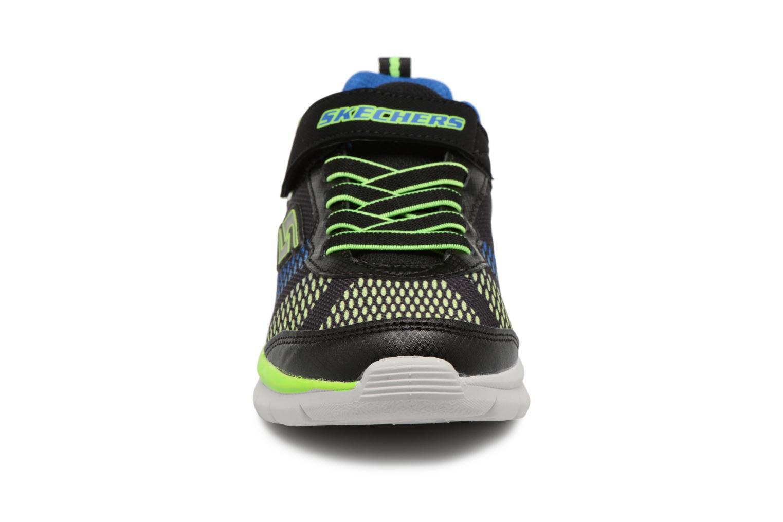 Sneakers Skechers Erupters II Lava Waves Sort se skoene på