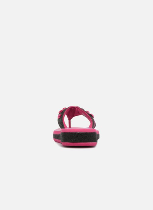 Tongs Skechers Sunshines Beach Chic Rose vue droite