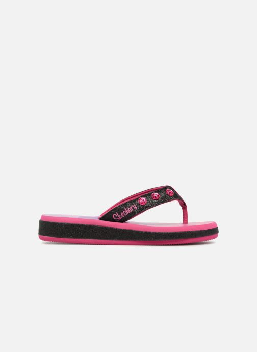 Tongs Skechers Sunshines Beach Chic Rose vue derrière