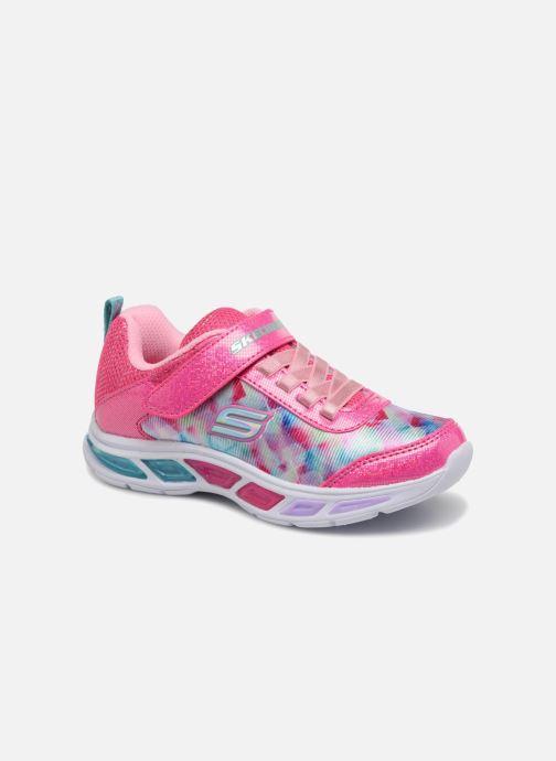 2430fe0f5 Skechers Litebeams Dance N  Glow (Pink) - Trainers chez Sarenza (321637)