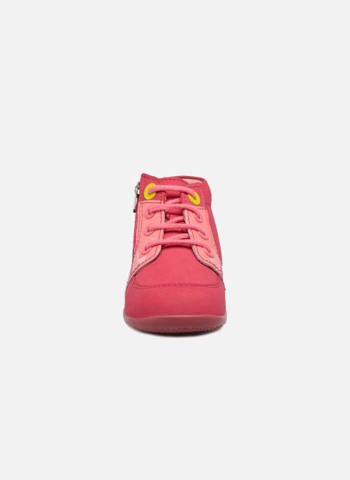 Boots en enkellaarsjes Kickers Boucan Roze model