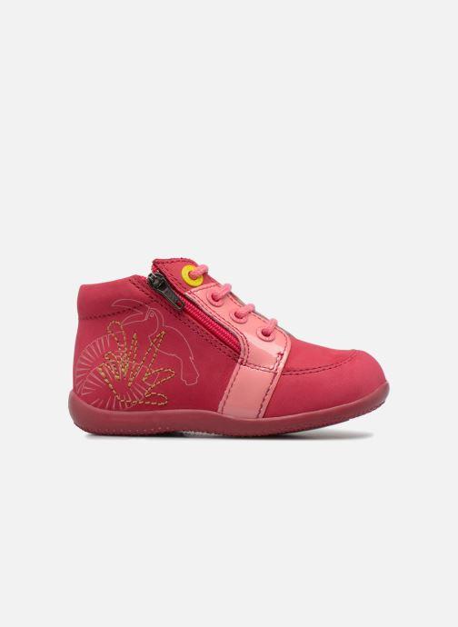 Boots en enkellaarsjes Kickers Boucan Roze achterkant