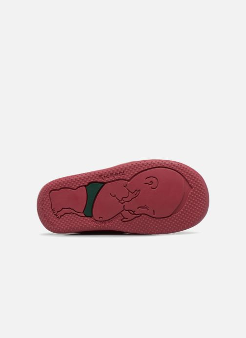 Boots en enkellaarsjes Kickers Boucan Roze boven