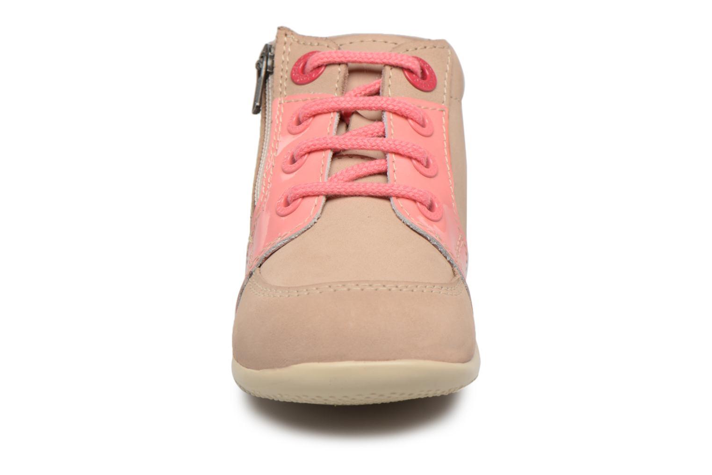 Boots en enkellaarsjes Kickers Boucan Beige model