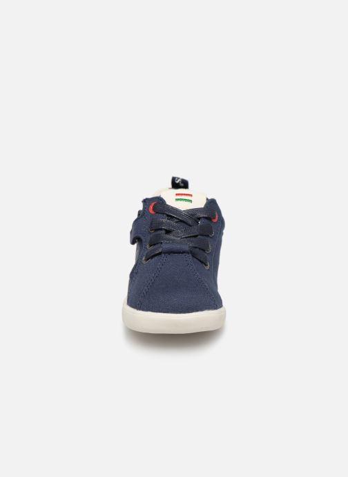 Sneakers Kickers Chicago Bb Blå bild av skorna på