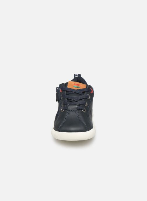 Sneakers Kickers Chicago Bb Blauw model