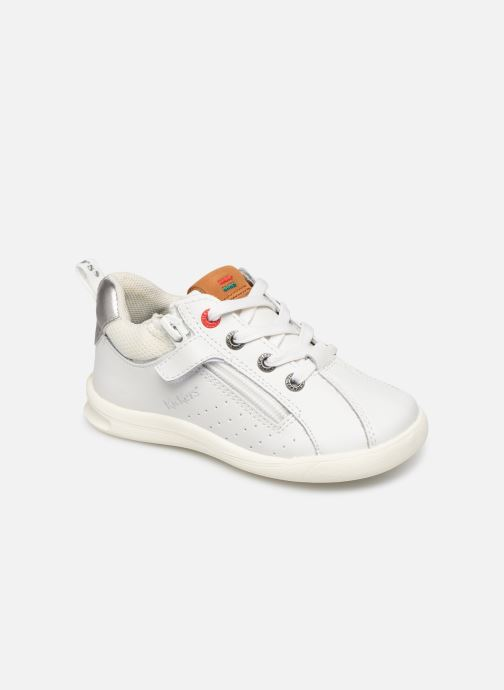 Sneakers Kickers Chicago Bb Wit detail