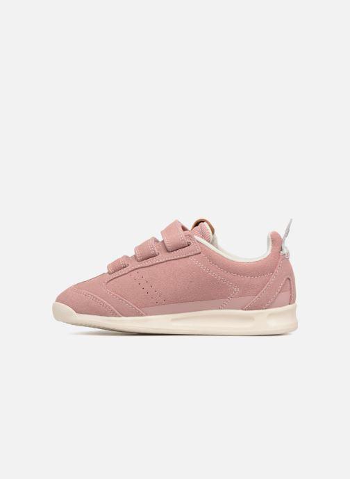 Sneakers Kickers Kick 18 Cdt Pink se forfra