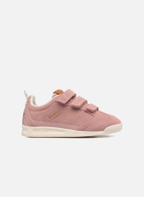 Sneakers Kickers Kick 18 Cdt Pink se bagfra