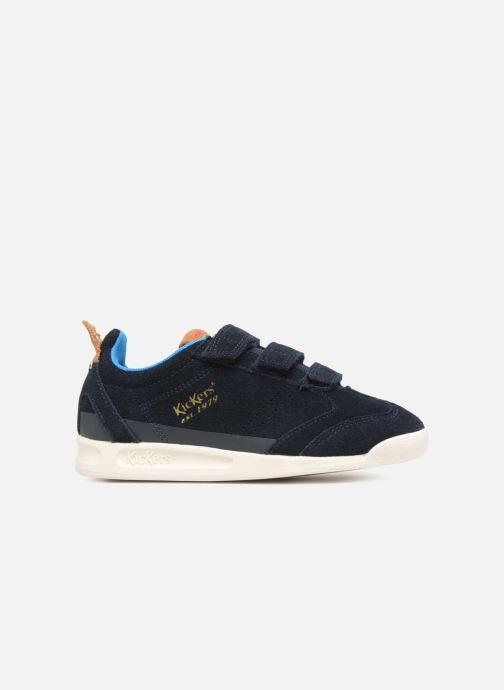 Sneakers Kickers Kick 18 Cdt Azzurro immagine posteriore