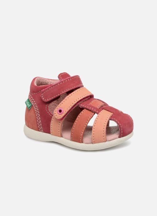Sandali e scarpe aperte Kickers Babychan Rosa vedi dettaglio/paio