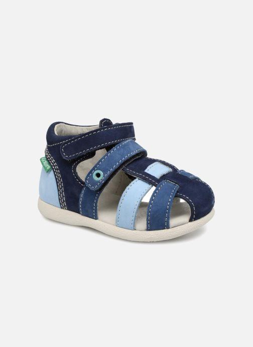 Kickers Et Bleu Vert Sandales Bébé eIYWD29EH