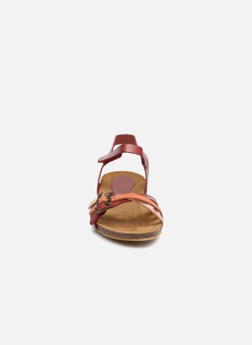 Sandaler Kickers Bonavista Rød se skoene på