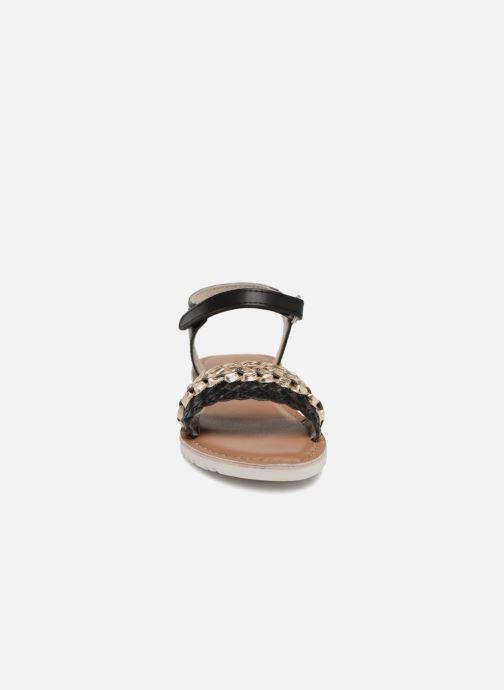 Sandalen Kickers Bradway Zwart model