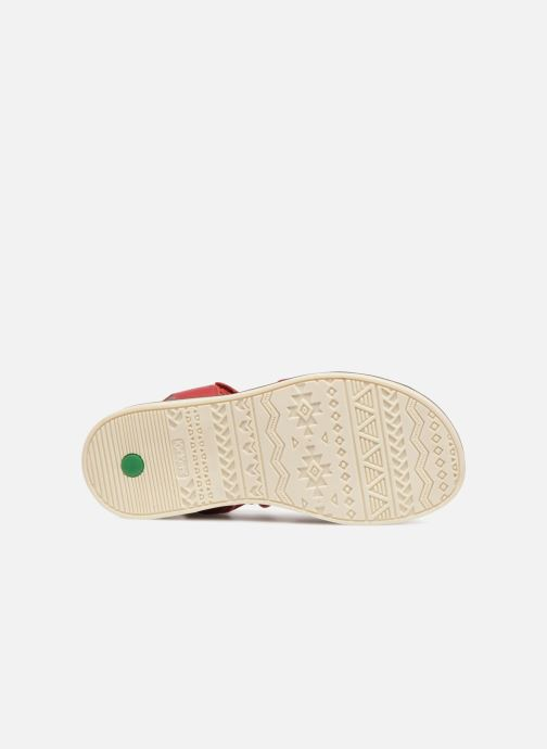 Sandalen Kickers Giucy Rood boven