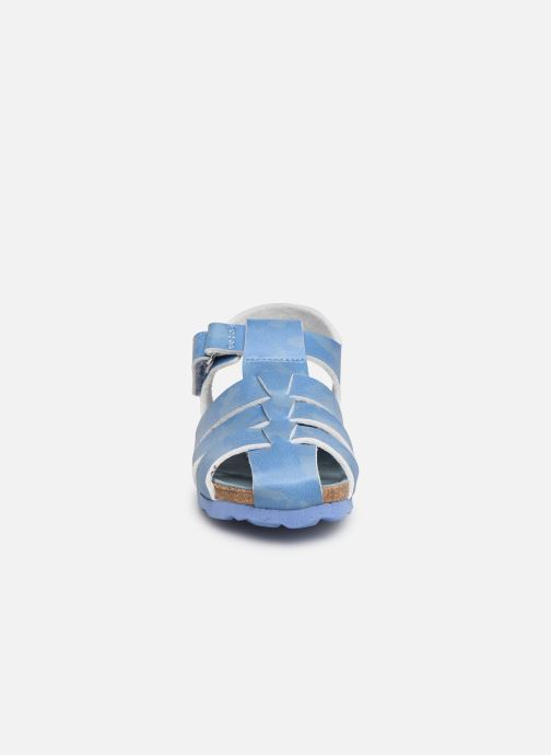 Sandalen Kickers Summertan Blauw model