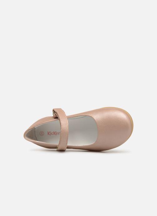 Ballerina's Kickers Ambellie Roze links