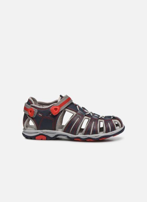 Sandali e scarpe aperte Kickers Kawa Azzurro immagine posteriore