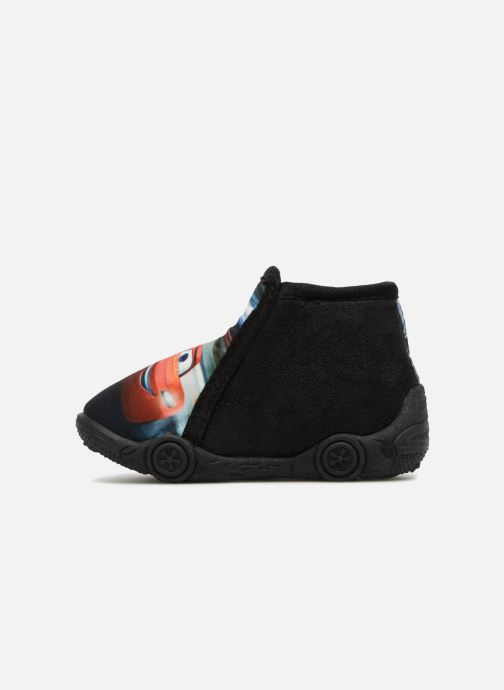 Chaussons Cars Silandro Noir vue face