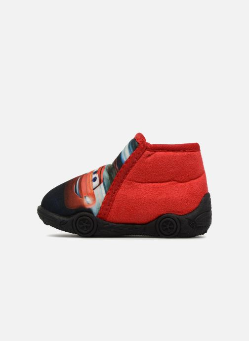 Chaussons Cars Silandro Rouge vue face