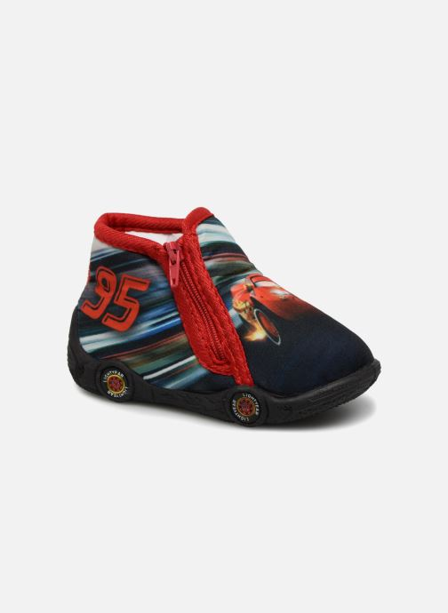 Slippers Cars Silandro Red detailed view/ Pair view