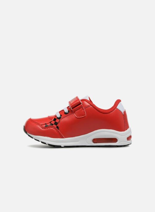 Sneakers Cars Spectre Rød se forfra