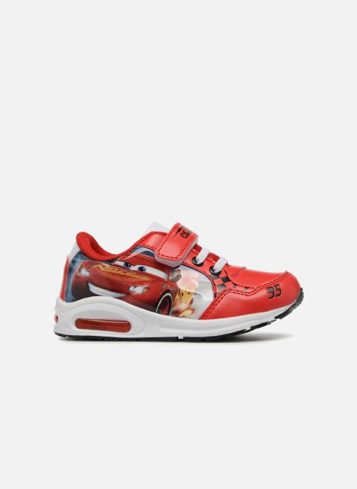 Sneakers Cars Spectre Rød se bagfra