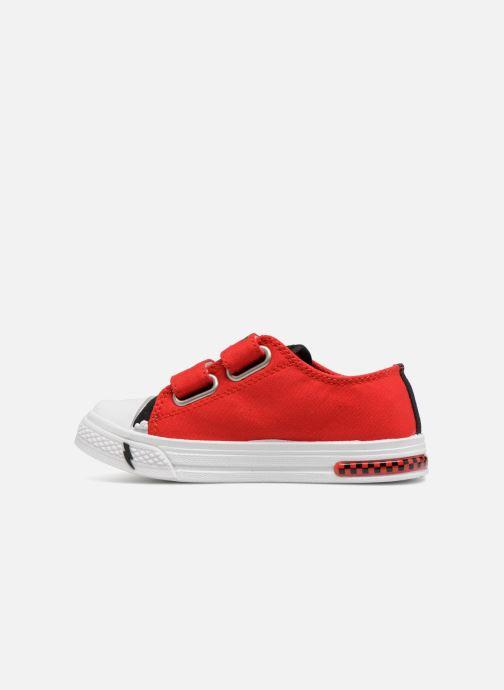 Sneakers Cars Novembre Rosso immagine frontale
