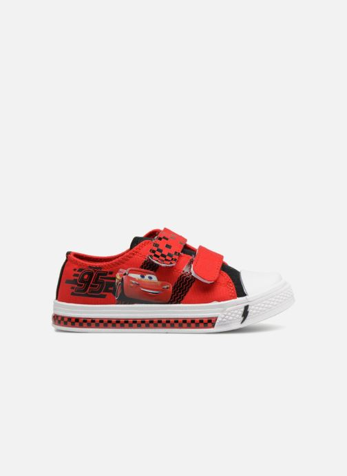 Trainers Cars Novembre Red back view