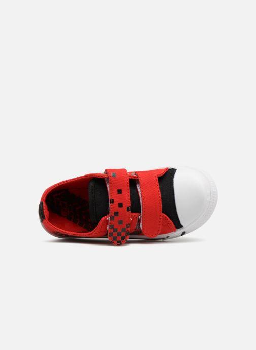 Sneakers Cars Novembre Rosso immagine sinistra