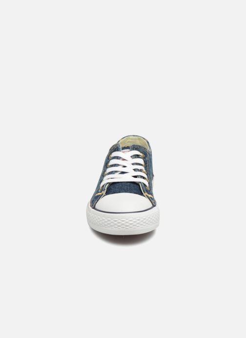Sneakers Levi's Original Red Tab Low Lace Blå bild av skorna på