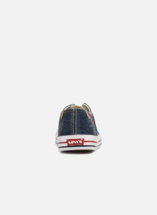 Trainers Levi's Original Red Tab Low Lace Blue view from the right