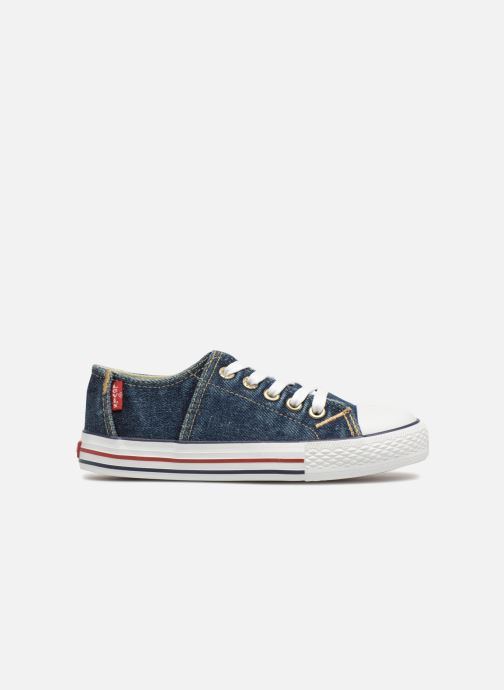 Trainers Levi's Original Red Tab Low Lace Blue back view