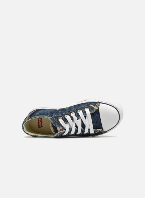 Sneakers Levi's Original Red Tab Low Lace Blå bild från vänster sidan