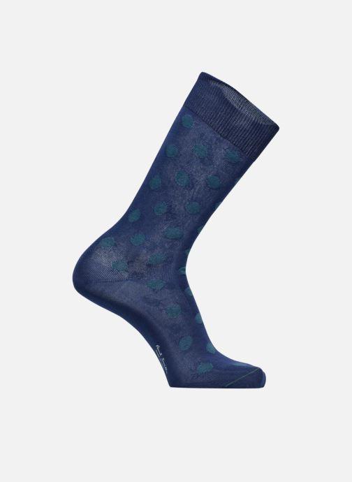 Sokken en panty's PS Paul Smith Chaussettes BRIGHT POLKA Blauw detail