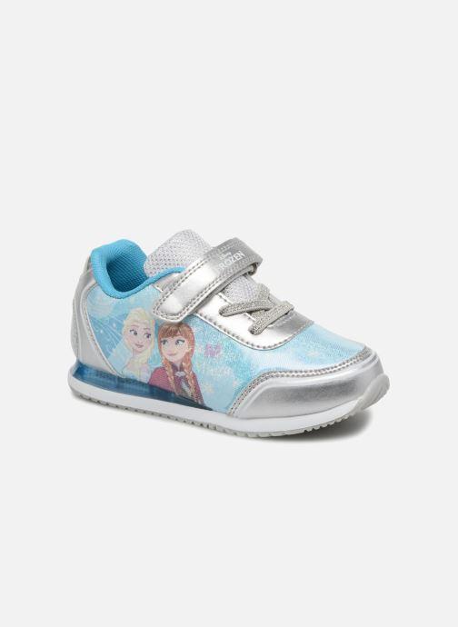 Sneakers Frozen Yanette Blauw detail