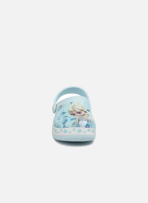 Sandales et nu-pieds Frozen Diner Bleu vue portées chaussures