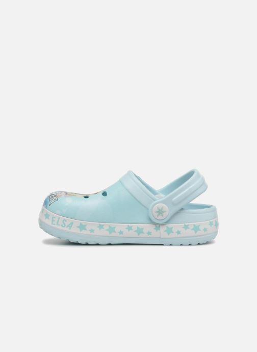 Sandales et nu-pieds Frozen Diner Bleu vue face