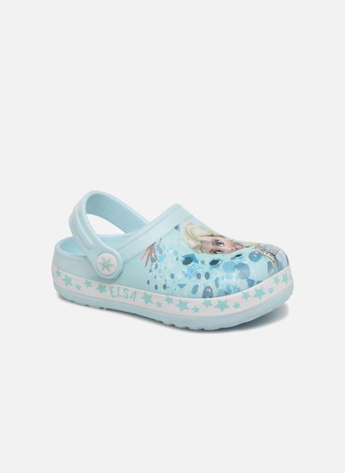 Sandales et nu-pieds Frozen Diner Bleu vue détail/paire