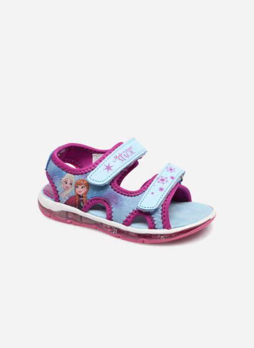 Sandales et nu-pieds Frozen Yasmine Bleu vue détail/paire